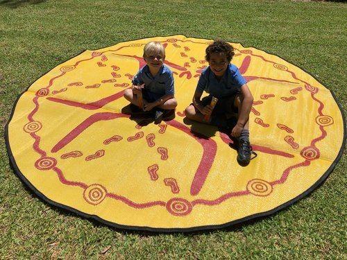Aboriginal Yarning Mat