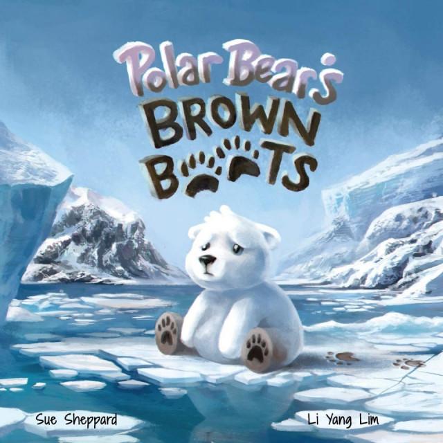 Polar Bear's Brown Boots